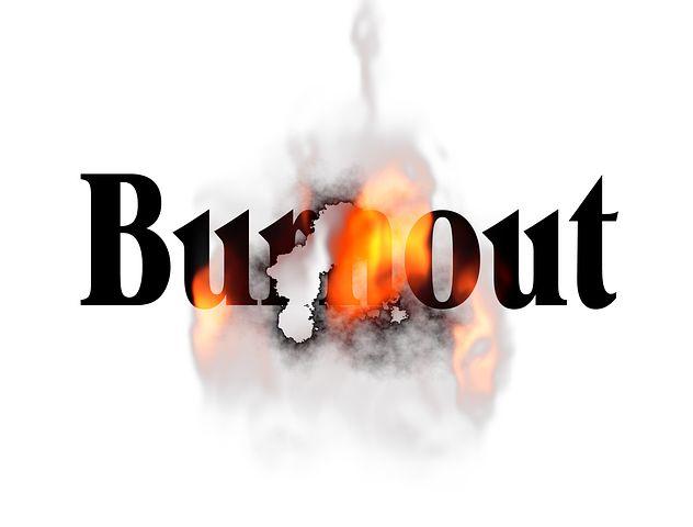 Burnout Cristina Anghel bomba foc