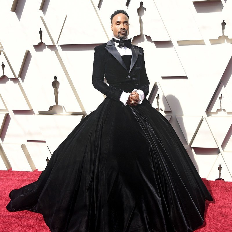Ceremoniile de Oscar nu îmi plac Billy porter Black dress