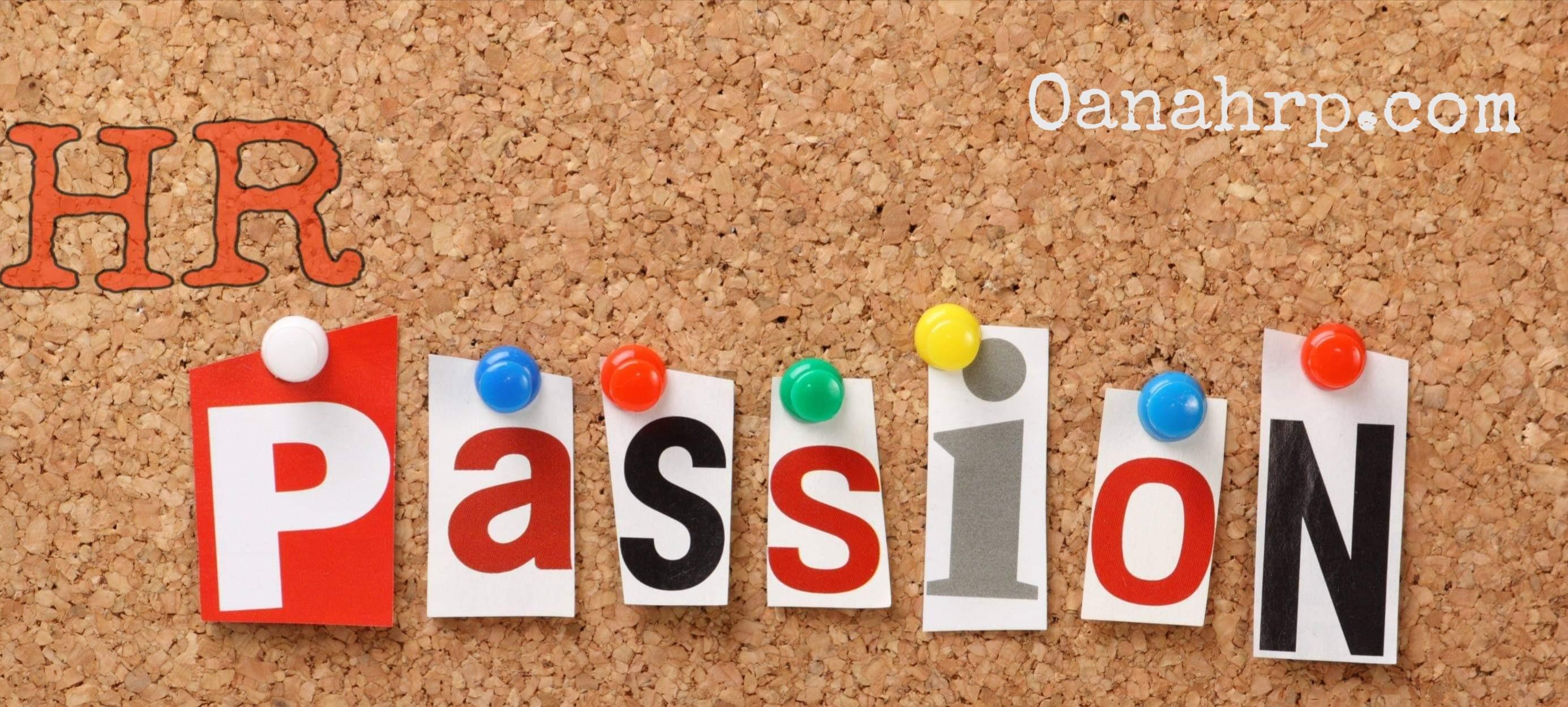 Oanahrp hr passion